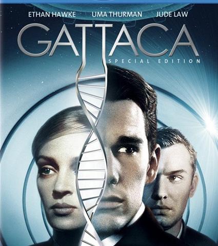 电影《gattaca》海报
