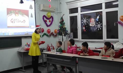 北大地分校:小神马俱乐部欢乐圣诞Party