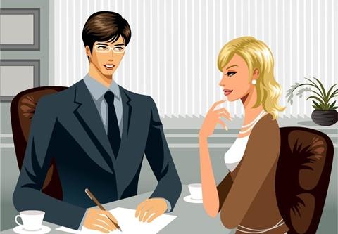 英语情景对话,英语面试对话