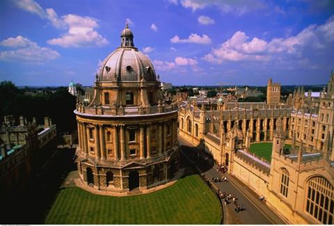英国代表建筑背景手绘