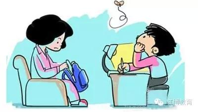 孩子写作业时父母应如何陪伴?